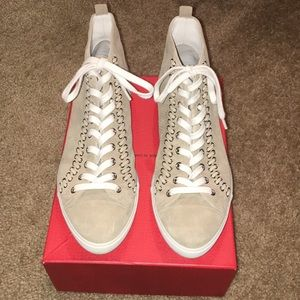 Prada Suede Sneakers 38.5